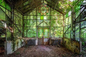 verlassenes Gartenzimmer von Kristof Ven