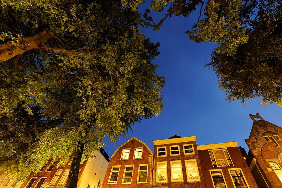 Nieuwegracht in Utrecht