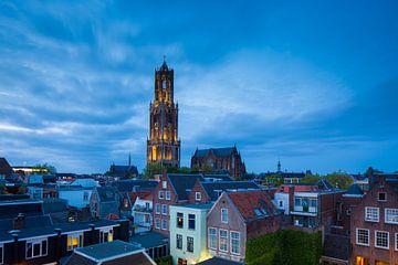 Domtoren Utrecht van Pieter Geevers