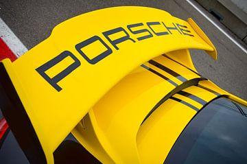Porsche 991.1 GT3 von Jeroen Smit