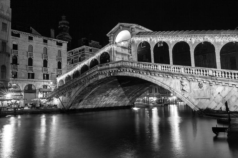 Rialto Brug Venetië