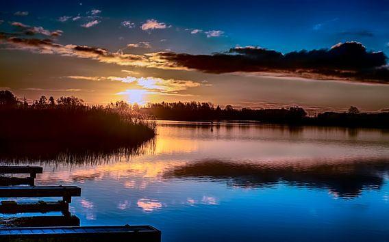 Sunrise Oldambt van Reint van Wijk