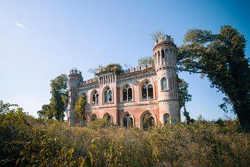 verlaten ruïne van Kristof Ven