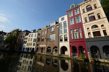 Oudegracht ter hoogte van Lijnmarkt von In Utrecht