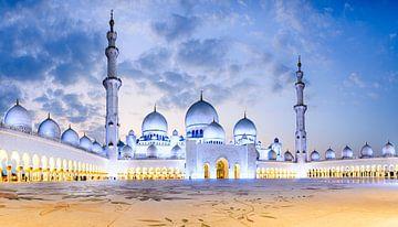 Abou Dhabi sur Michael Blankennagel