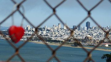 Love San Francisco van Josina Leenaerts