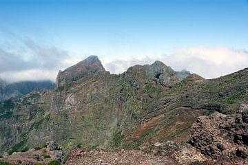 pico arieiro on madeira island von Compuinfoto .