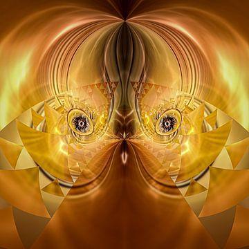 Phantasievolle abstrakte Twirl-Illustrationen 106/68 von PICTURES MAKE MOMENTS