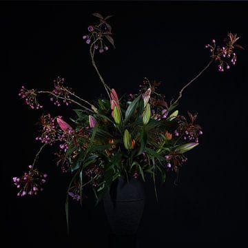 Blumenstrauß von Wim Frank