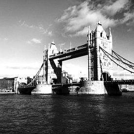 Towerbridge Londen van Mr and Mrs Quirynen