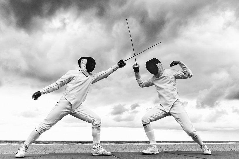 06 - Fencing van Irene Hoekstra