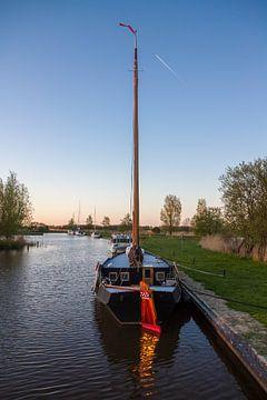 Oude zeilboot von Rob Altena