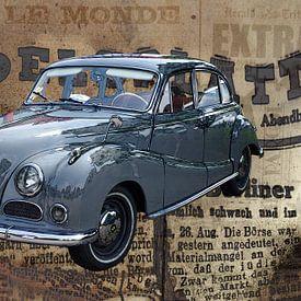 BMW 501 van Berthold Werner