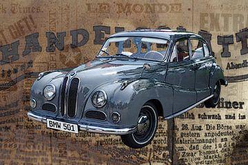 BMW 501 von Berthold Werner
