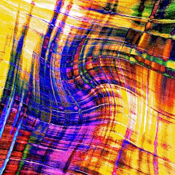 Kleurenspel van Matthias Rehme