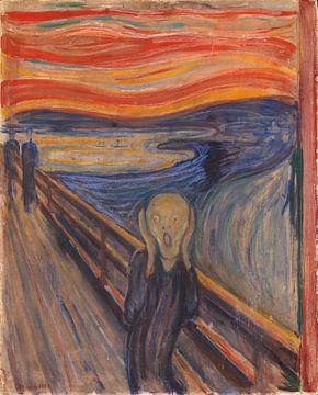 Edvard Munch.Der Schrei