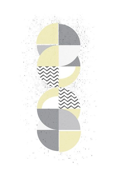 Skandinavisches Design Nr. 74 von Melanie Viola