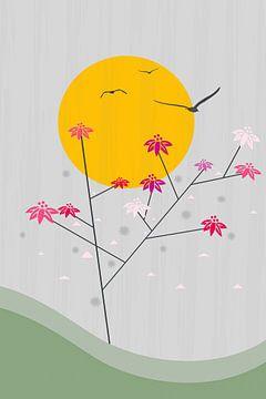 bloemen van Marion Tenbergen