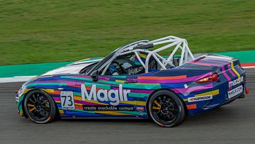 Mazda MX-5 van Raymond Engelen