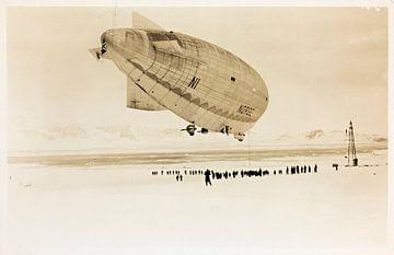 Vliegende Maybach zeppelin van Natasja Tollenaar