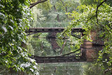 Berliner Tiergarten von Burghard Schreyer
