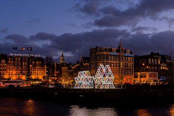 Amsterdam Light Festival 2014-2015 van Edwin van Laar