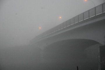 Pont brumeux sur Goldeneyes