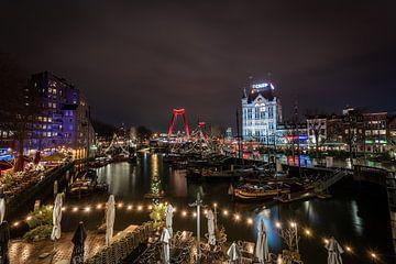 Alter Hafen von Rotterdam von Jeroen Mikkers