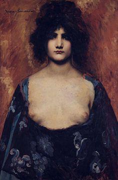Frau des Orients, Juana Romani von Atelier Liesjes