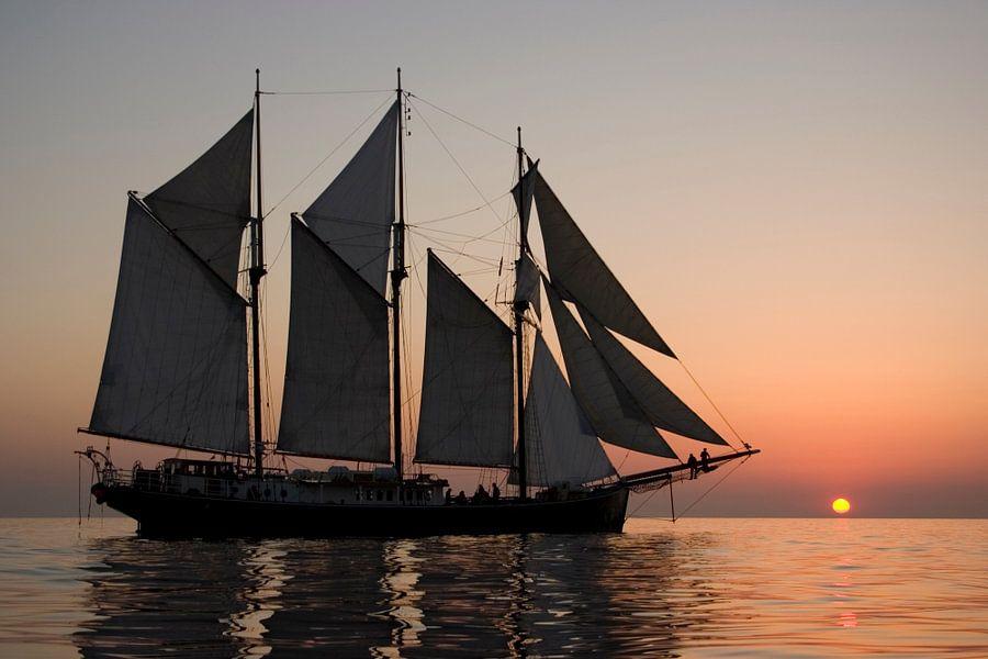 Naar de zee van Thijs Schouten