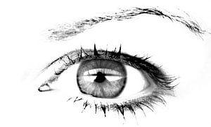 Ik zie mezelf in je ogen