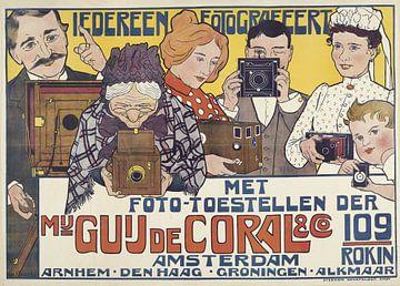 Iedereen fotografeert, Guy de Coral & Co, Johann Georg van Caspel van Vintage Afbeeldingen