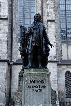 Johann Sebastian Bach Leipzig von Marcel Ethner