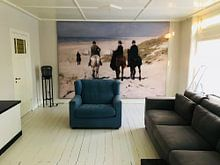 Photo de nos clients: Morgenrit langs het strand, Anton Mauve sur Rebel Ontwerp