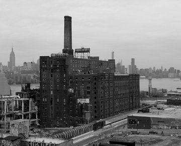 'Industrie', Brooklyn- New York von Martine Joanne