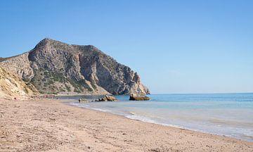 Paradijselijk strand, Kos Griekenland von Miranda Lodder