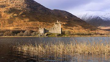 Schloss Kilchurn, Schottland von Bob Slagter