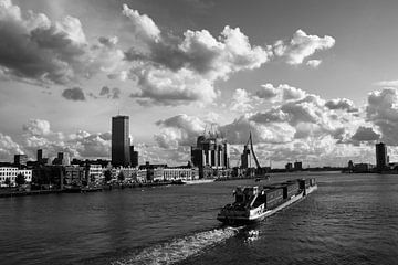 Rotterdam in beeld von Edwin Branbergen