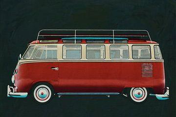 Volkswagen Combi Deluxe 1963
