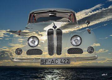 Flying BMW 502 von aRi F. Huber