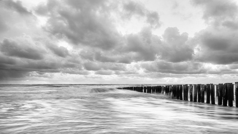 Brekers Dutch Coast  van Desirée Couwenberg