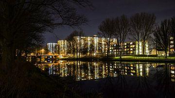 Oude rijn Katwijk von Dirk van Egmond