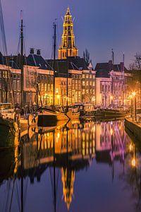 Hoge der A and Lage der A, Groningen, Netherlands