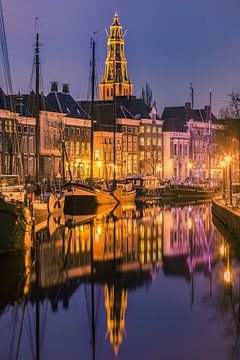 Hoge der A and Lage der A, Groningen, Netherlands von Henk Meijer Photography