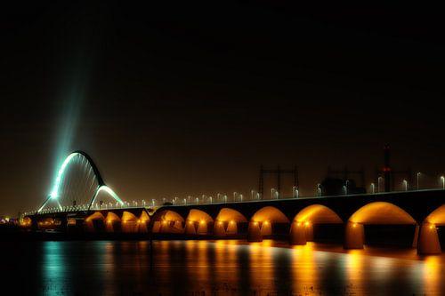 Oversteek bij nacht