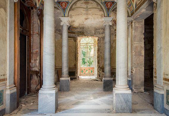 Hal van Villa van Perry Wiertz