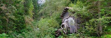 Oude molen van Leopold Brix