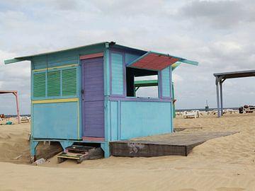 Strandhaus Kap Verde von Kees van Dun
