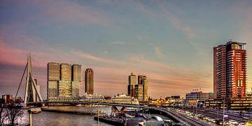 De Rotterdam van Mario de Lijser
