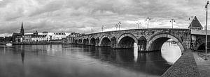 Maastricht Sint Servaasbrug van Geert Bollen